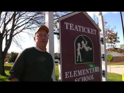 REFUEL WITH COOL: Teaticket Elementary School