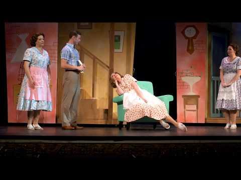 San Diego Musical Theatre - Damn Yankees - 4K Show Promo