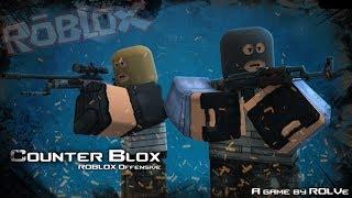 Spray down top (Counter Blox Roblox Offensive) #1