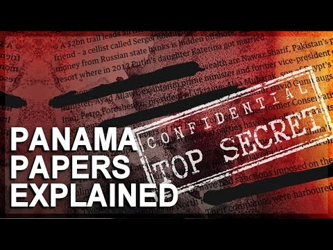 Panama Papers explained - Documentary