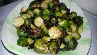 Roasted Brussels Sprouts W/parmesan Recipe (with Macros)