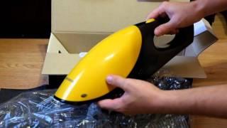 видео Как выбрать пылесос для автомобиля