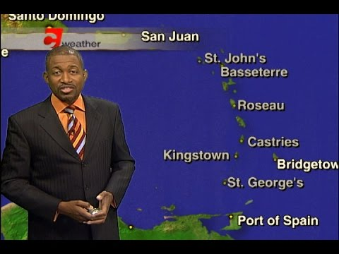 Caribbean Travel Weather - March 29th 2017