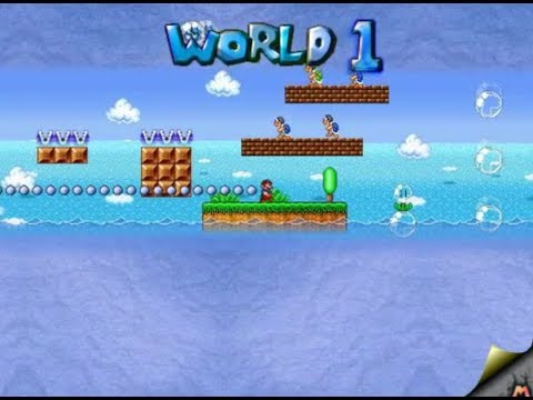Mario Forever Daydream - World 1(Also my entry for contest VI)