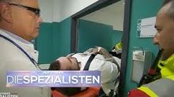 Mann (38) auf der Straße zusammengebrochen! | Die Spezialisten | SAT.1