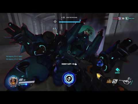 Overwatch: eny troooooling him