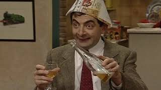 New Year, Same Bean Funny Clips Mr Bean Official