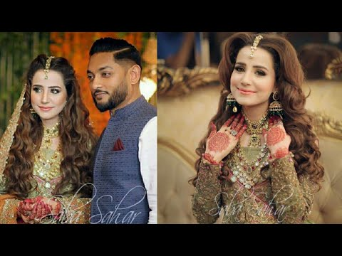 Saniya shamshad wedding,some clips and pictures from her mehendi