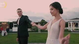 Душевная свадьба летом