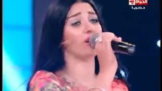 الحياة حلوة   النجم محمود الليثى وصافيناز يشعلون الأستوديو بإغنية ' يا واد انت يا أجنبى '