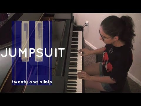 """Jumpsuit"" Piano Cover (Twenty One Pilots)"