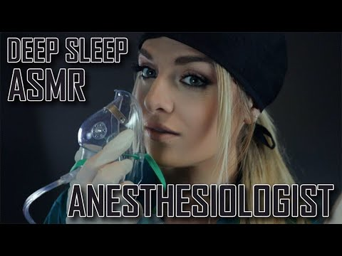 [ASMR] Medical - Anesthesiologist Puts You Under Before Surgery - Doctor Exam Roleplay from YouTube · Duration:  34 minutes 8 seconds