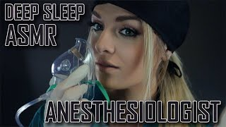 [ASMR] Medical - Anesthesiologist Puts You Under Before Surgery - Doctor Exam Roleplay