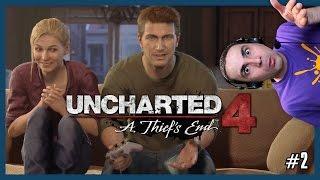 Παίζω Playstation στο Playstation! (Uncharted 4 #2)