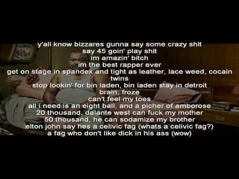 D12 Kill Zone (Freestyle) Lyrics (720p)