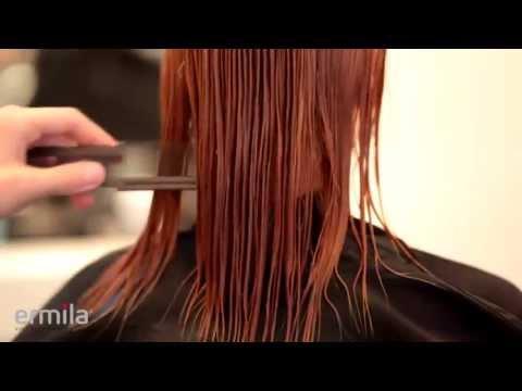 Couper cheveux long avec tondeuse