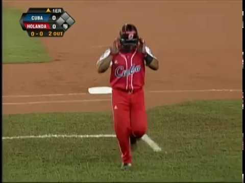 Copa Mundial De Béisbol 2011 - Final Holanda Vs Cuba - Comentario En Español