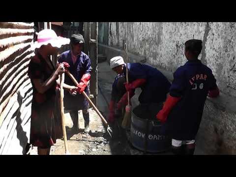Clip Princio sur la gestion des déchets