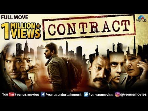 Contract | Full Hindi Movie | Adhvik Mahajan | Sakshi Gulati | Hindi Movies | Action Movies