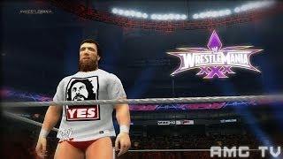 WWE 2K14 - Daniel Bryan vs Triple H | WrestleMania XXX Promo thumbnail