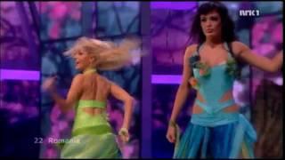 Romania - Final - Eurovision 2009 (HD)
