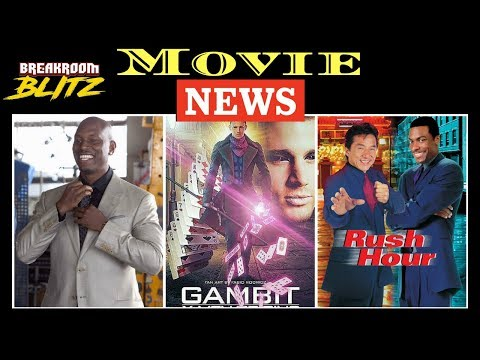 Fast and Furious Spin off | Punisher release date pushed | rush hour 4