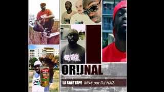 Or!jnal feat. Mac- Rude Epoque [track 9] (La Sale Tape)