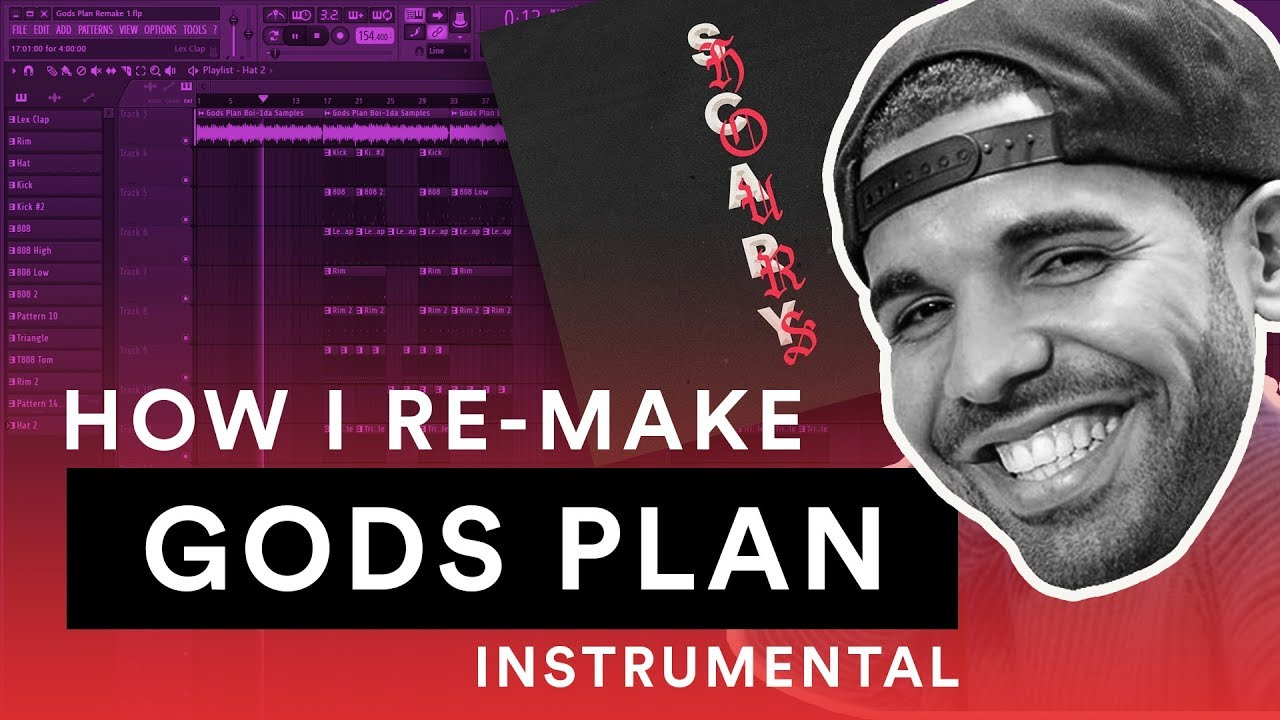 how to make a drake beat