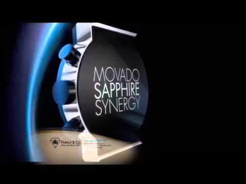 Movado Sapphire Synergy by Family Jewelers