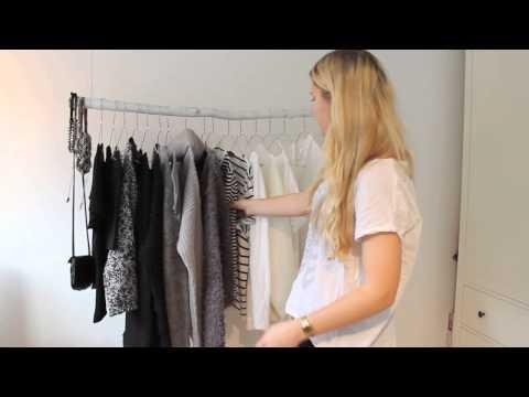Hvad jeg har på min tøjgren!   idasavkov.blogspot.com   youtube