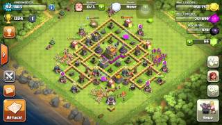 Clash of Clans Crazy Insane Loot Raids!/Update Ideas for 2015