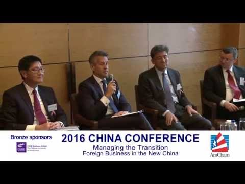 China Conference 2016 - Megacities and Regionalization