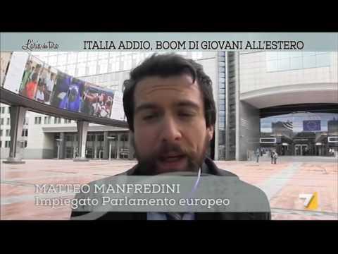 Italia addio, boom di giovani all'estero