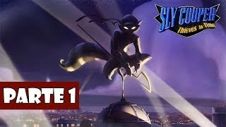 Sly Cooper 4 Ladrones en el tiempo Walkthrough - Parte 1 - Español (PS3 Gameplay HD)