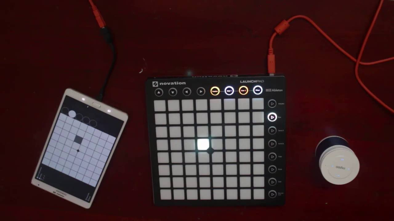 [TUTORIAL] How to connect Launchpad To Unipad (Android)