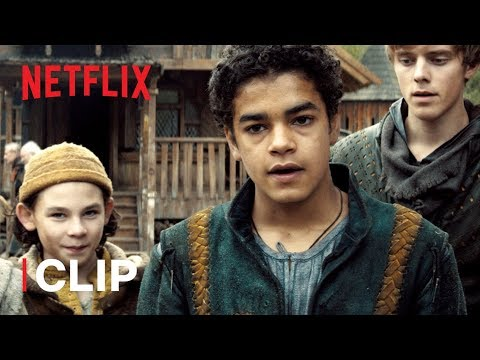 Power Training 💥 The Letter for the King | Netflix Futures