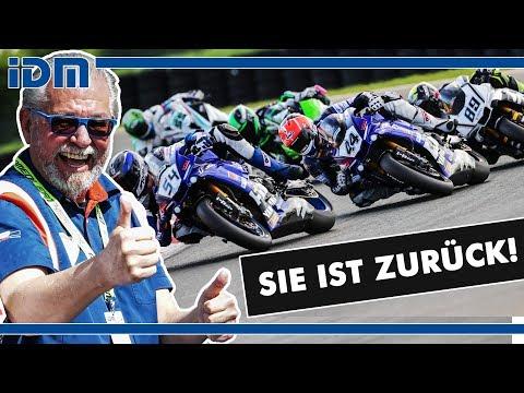Packender Motorsport beim Saisonauftakt der IDM in Oschersleben!