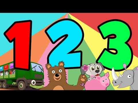 Counting s  Learn to Count from 1  20 for Kids
