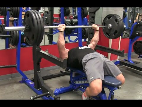 Bench Press - 5 Proven Ways to Blow Up Your MAX & Get More Powerful