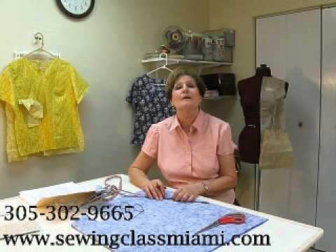 Cursos de Costura en Miami (Espanol)