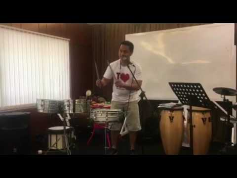 Percussion Workshop at Baliuag School of Music & Arts, Baliuag Bulacan, Philippines (2017)