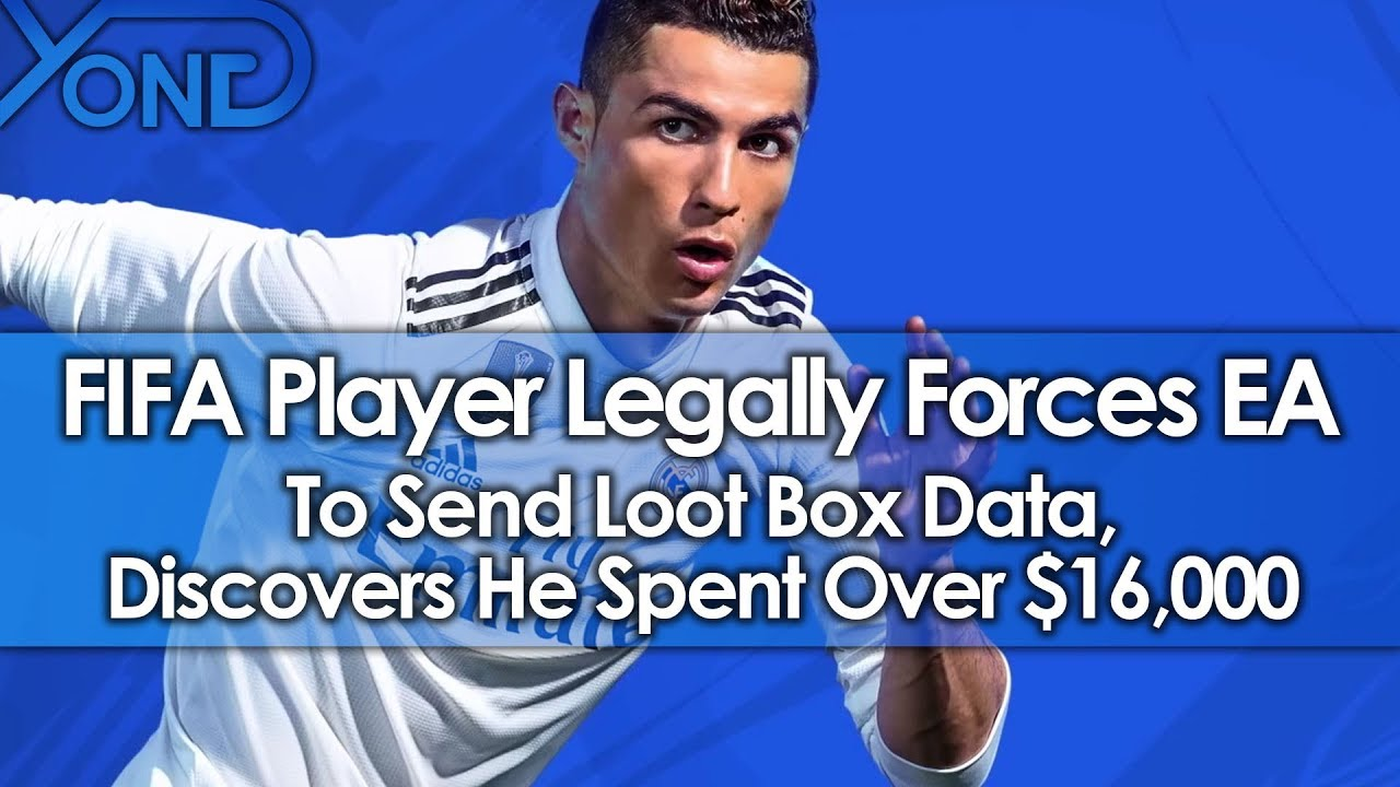 FIFA Player Legally Forces EA to Send Loot Box Data, Discovers He Spent Over $16,000