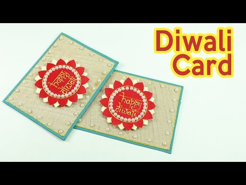 9 diy handmade diwali cards you can easily make at home video tuts m4hsunfo
