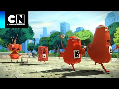 Maratón   Bill y Tony   Cartoon Network