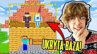 Jak Długo Mogę Żyć NA DACHU Widza Zanim Zauważy? - Minecraft Extreme !