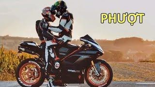 Cực Phiêu Khi Đi Phượt Bằng Moto PKL | Minh Motor