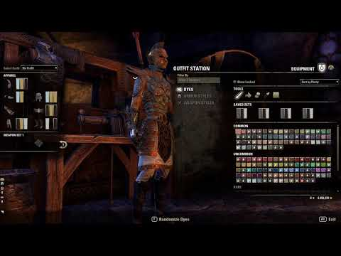 Elder Scrolls Online Outfit System preview! ESO Dragon Bones Update 17!