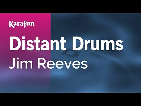 Distant Drums - Jim Reeves | Karaoke Version | KaraFun