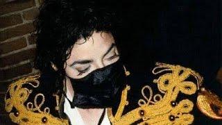 Michael Jackson and his surgical masks