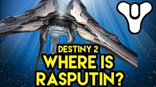 Destiny 2 Lore Why did Rasputin not help against the Cabal?